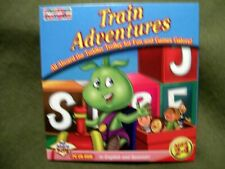 Toddlers Toybox Train Adventures Pc Cd-Rom (English/Spanish) Ages 2-4
