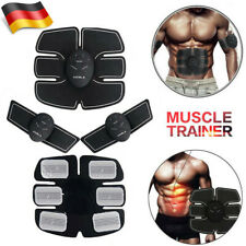 EMS Bauchmuskeltrainer Elektro Trainingsgerät Stimulator Exerciser Bauchmuskel