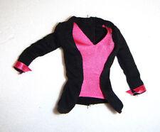 Barbie Fashion One_Piece Jacket/Top For Barbie Dolls fn779