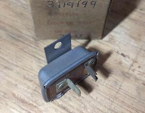 1956 1957 AMC Nash Rambler Rebel NOS instrument cluster voltage regulator