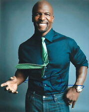 TERRY CREWS.. Handsome Hunk - SIGNED