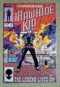 Rawhide Kid #1 (Marvel, 8/85) 9.0 VF/NM (John Byrne cover)