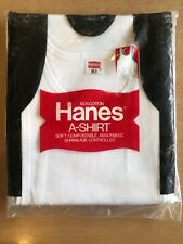 Vintage Nos Hanes A-shirt Medium 38/40