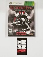 Resident Evil: Operation Raccoon City Special Edition Xbox 360, 2012 New Sealed