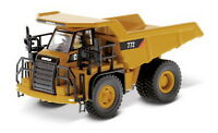 1/87 DM Caterpillar Cat 772 Off-Highway Truck Diecast Model #85261