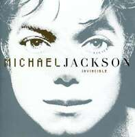 Invincible - Michael Jackson CD