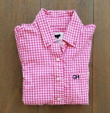 GILLY HICKS Women Check Shirt - size M
