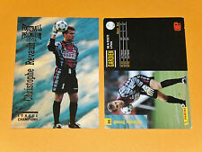 C. REVAULT LE HAVRE AC HAC JULES-DESCHASEAUX FOOTBALL CARD PREMIUM PANINI 1995