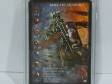 Rackham Confrontation KNIGHT OF CADWALLON *RARE* WHFB Mordheim Empire