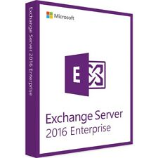 Exchange Server 2016 Enterprise Edition 64 Bit Complete with 250 User CALs, New