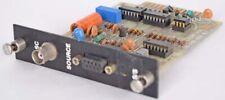 Inficon Leybold-Heraeus 205-340A Plug-In Board OSC Source S/S Module Card