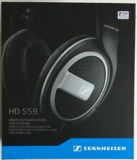 Sennheiser HD 559 Headband Headphones - Black