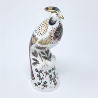 Minton Flights of Fancy Marua Bird Hand Painted Fine Bone China Figurine Signed