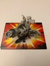 Bakugan Skytruss Grey Haos Sky Raiders 900G & Game Cards