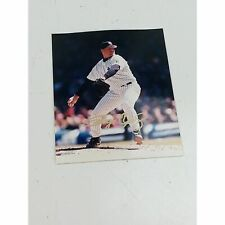 Roger Clemens 8x10 Autograph In Gold New York Yankees