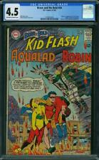 BRAVE AND THE BOLD #54 CGC 4.5 Origin & 1st Teen Titans!