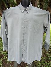 Alexander Lloyd Dress Shirt Mens Size 3XLT Big & Tall Extra Long Menswear