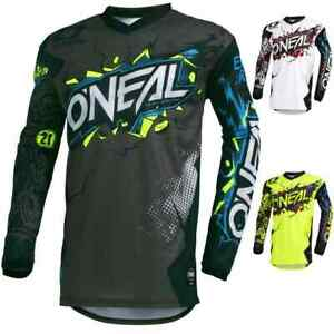 O'Neal Element Villain Youth Off Road Dirt Bike Motocross Jerseys