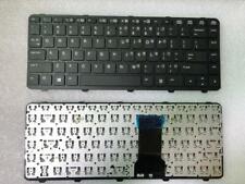 For HP Probook 430 G3 440 G3 446 G3 Keyboard Frame No Backlit Danish Tastatur
