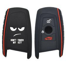 Silicone Remote Key Case Fob Cover 3 Button For BMW 1 2 3 5 7 Series F10 F20 F30