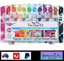 Tulip One-Step - SUPER BIG - 12 Color Tie Dye Kit - Dyes up to 36 items