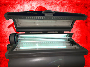 Sunquest Zenith Laydown Sunbed Fully Reconditioned with warranty