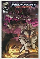 Transformers Armada #6 (Dec 2002, DW [Dreamwave]) Chris Sarracini James Raiz