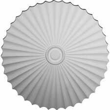 """47 5/8""""Od x 2""""P Ceiling Medallion (For Canopies up to 6 1/2"""")"""