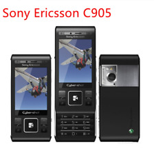 Original Sony Ericsson C905 GSM Single Core 2.4 inch 8MP Bluetooth mobile phone