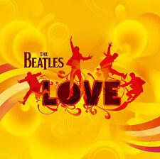 THE BEATLES Love (2014) UK heavy 26-track vinyl 2xLP set + booklet NEW/SEALED