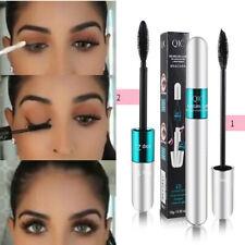 4D Silk Fibre Mascara Eyelash Extension Make Up Volume Long Lasting Newly