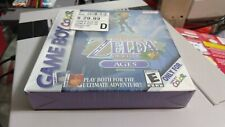 Brand New Legend of Zelda: Oracle of Ages Nintendo Game Boy Color SEALED GBC