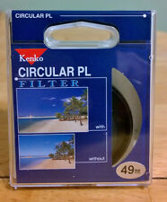 Kenko Circular PL Polarizer 49mm New