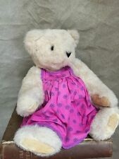 Vermont Teddy Bear Pregnant Stuffed Animal Baby Shower Gender Reveal Maternity