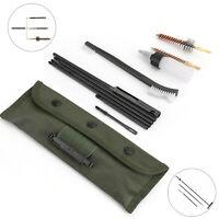 Rifle Nylon Brush Cleaner Pistola Pulizia Kit per 5.56mm .223 .22 Caliber IT