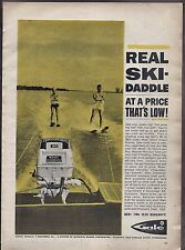 1963 GALE Sovereign 40 Outboard Motor Water Skiing AD