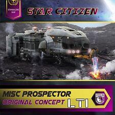 Star Citizen - MISC Prospector LTI original concept