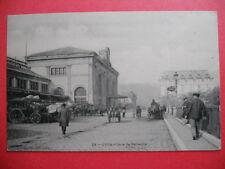 LYON  : La Gare de Perrache.