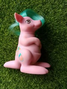 My little pony g1 Baby Hippy le kangourou