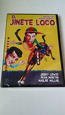 "DVD ""EL JINETE LOCO"" PRECINTADA GEORGE MARSHALL JERRY LEWIS DEAN MARTIN MARJIE"