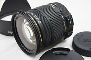 USED SIGMA 17-50mm F2.8 EX DC HSM AF Zoom Lens for Nikon F Mount APS-C EMS