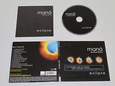 Maná/esenciales-Eclipse (WEA 61046-2) CD album digipak