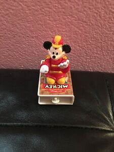 Disney The Spirit of Mickey Mouse McDonald's Toy #1 1998 Train Figure Figurine