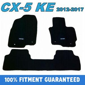 PREMIUM Prestige Carpet Floor Mats for Mazda CX-5 CX5 KE 2012-2017 Customized