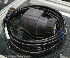 MILITARY MKT SURPLUS TELEFLEX MBU NATO 24V SLAVE PLUG CABLE POWER CORD MS0250