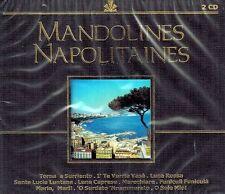 Doppio CD NUOVO/scatola originale-mandolines NAPOLITAINES-quaretto a plettro