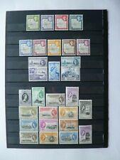 FALKLAND ISLANDS DEPENDENCIES :- 1946 - 1956 : Good Mint selection.