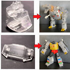 Transparent Neck&Chest Cover Arm Tooth Head hole Upgrade Kit For SS86 Grimlock