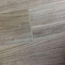 CHENE Tokyo Oak Black Grey Laminate Flooring 8mm V-groove 2.13m2 Wood Floor 20yr