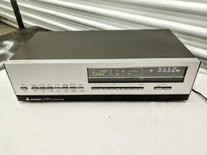 Mitsubishi DA-F30 FM Stereo Tuner with original Antenna